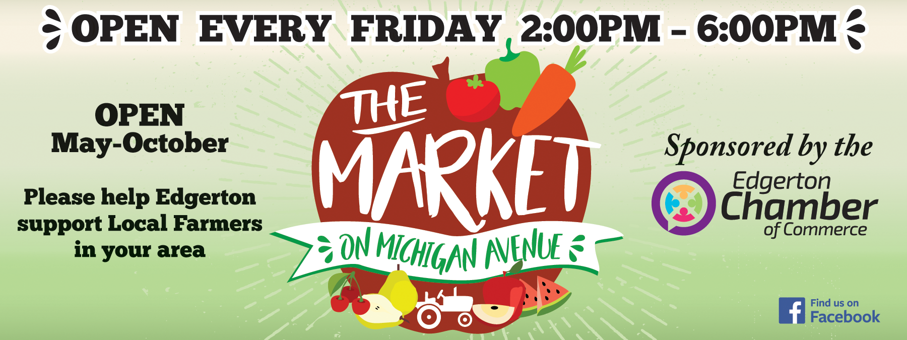 The Market On Michigan Avenue | Edgerton Chamber of Commerce