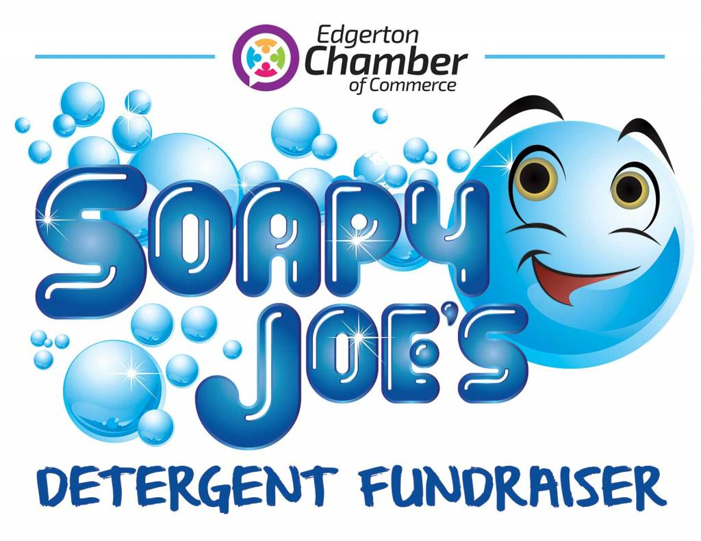 Soapy Joe's Fundraiser | Edgerton Chamber of Commerce